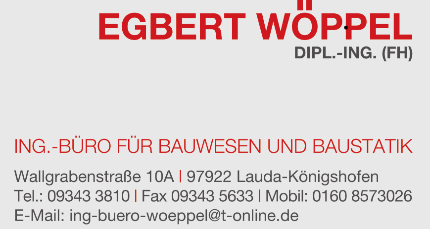Egbert Wöppel