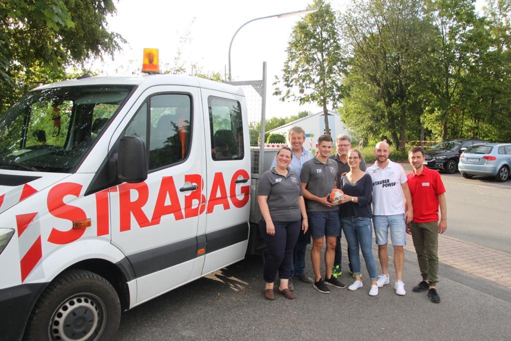 Die Strabag Rail GmbH weiterhin mit an Bord!