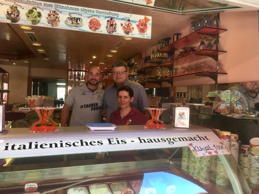 Eiscafe Italia unterstützt die HSG!