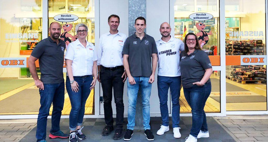 Baumarkt-Riese geht mit der HSG in die Verbandsliga!