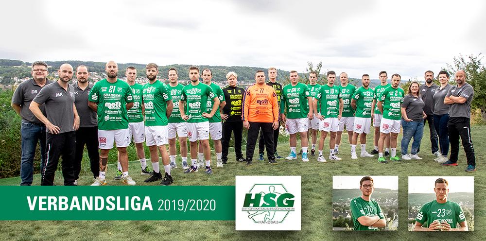HSG Dittigheim/Tauberbischofsheim Verbandsliga 2019/2020