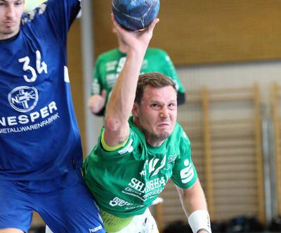 Bild, Jutta Muck: Alexander Bitsch erzielte erneut 7 Treffer, doch auch er konnte die Niederlage in Pforzheim nicht verhindern.