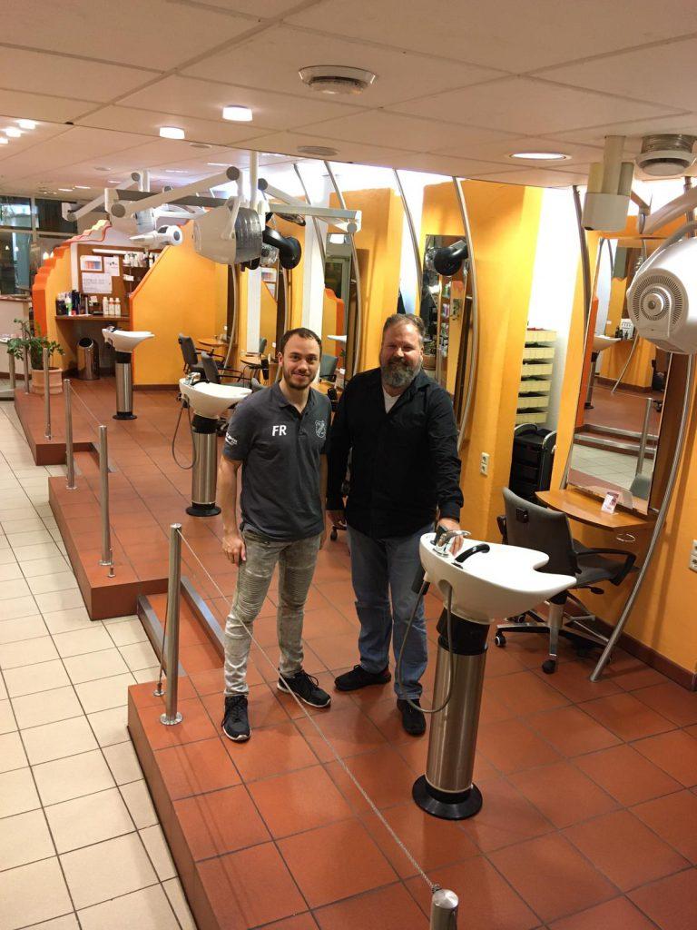 """Mit """"Baumann Friseur & Shop"""" konnte die HSG einen weiteren Partner gewinnen."""