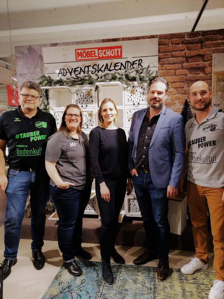 Möbel Schott - Langjährige Partnerschaft mit dem Möbelhaus geht weiter!