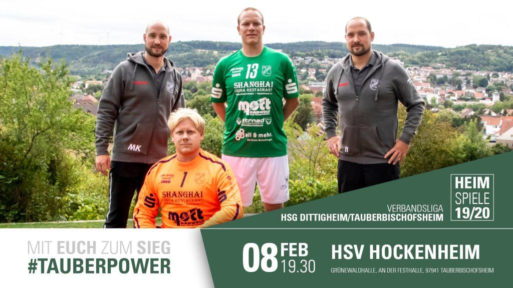 Am Samstag erwartet die HSG den Tabellendritten HSV Hockenheim