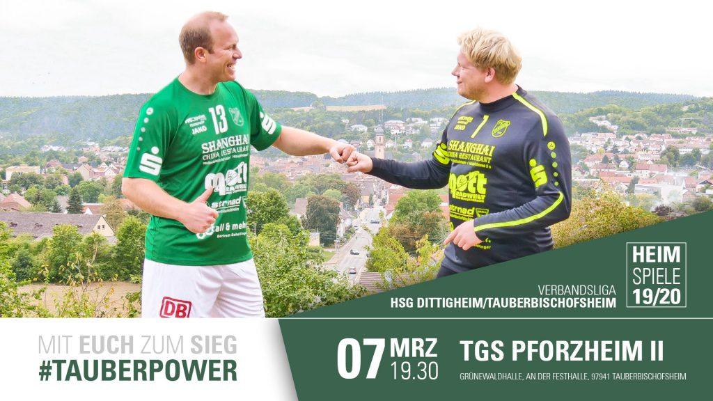 HSG möchte ihren positiven Lauf auch gegen die TGS Pforzheim 2 fortsetzen