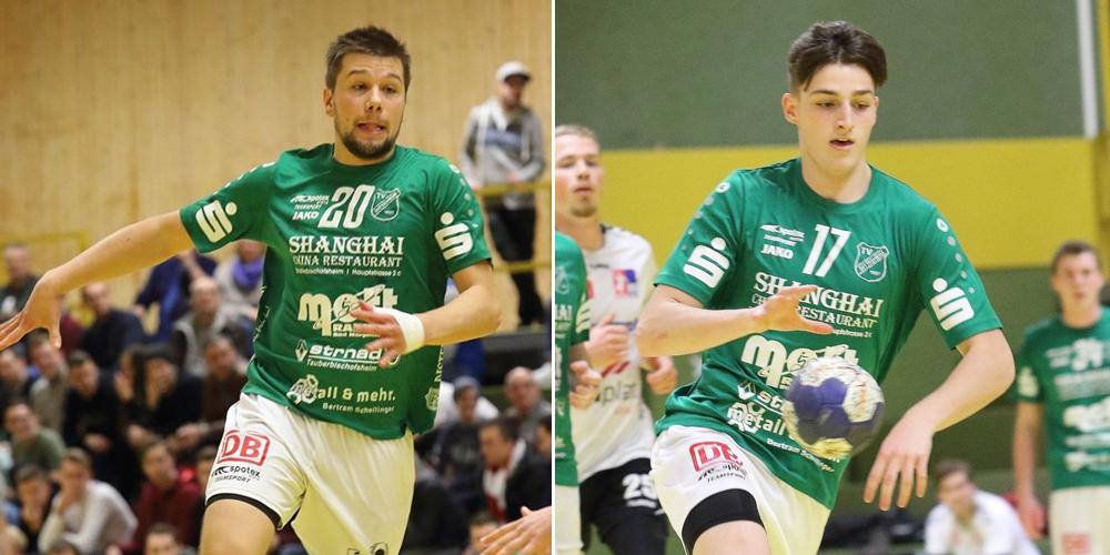 Brezina und Mohr ziehen sich aus dem Handballsport zurück