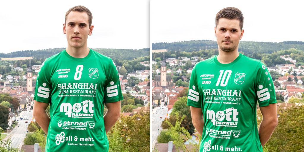 Tobias Ehler und Tizian Hartmann: Beide haben riesige Entwicklungssprünge gemacht!