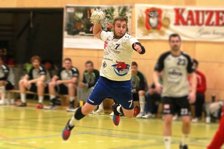 Henrik Nass - neuer Kreisläufer für die HSG Dittigheim/Tauberbischofsheim