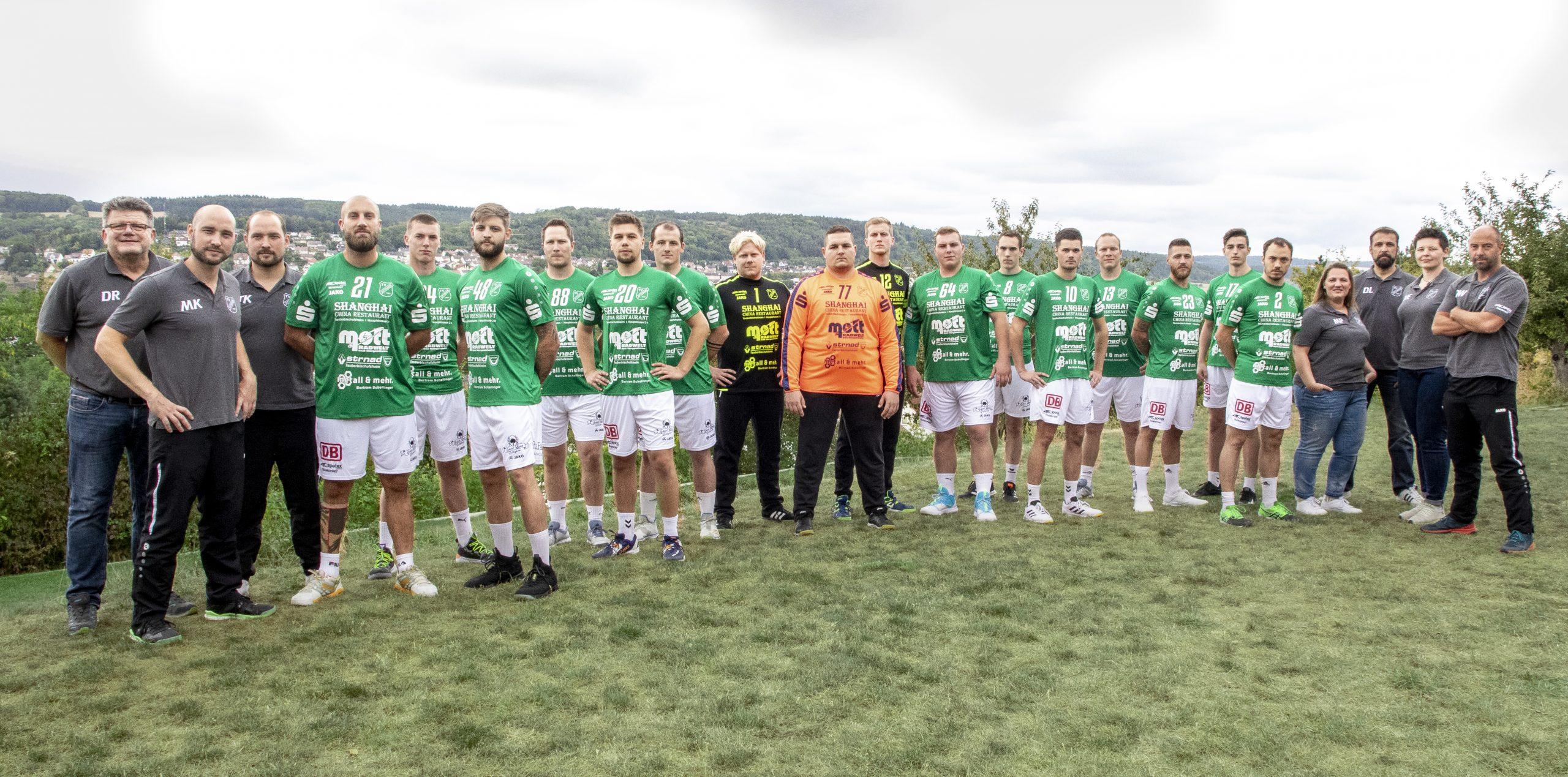 1. Männermannschaft Saison 2019/2020