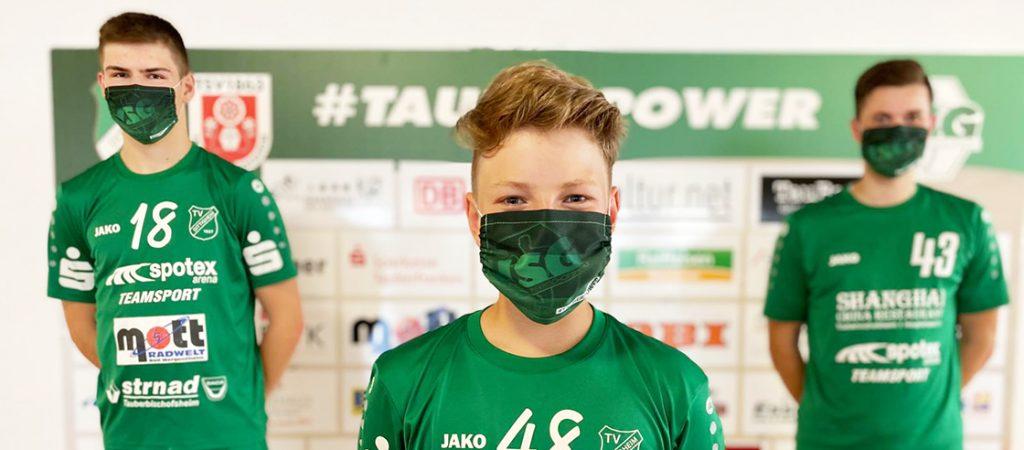 Tauberpower Mund-Nase-Maske