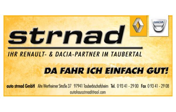 Autohaus Strnad Tauberbischofsheim