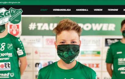 HSG-Homepage strahltin einem neuem Glanz
