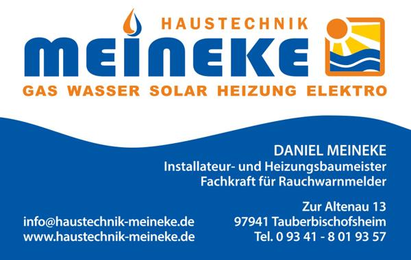 Meineke Haustechnik Tauberbischofsheim