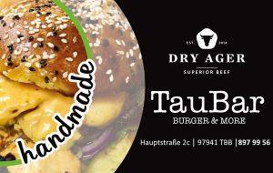 Taubar Burger & more Tauberbischofsheim