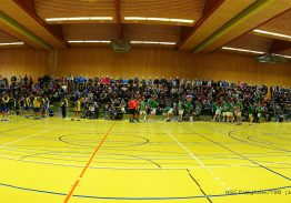 1. Heimspiel: HSG vs. TSV Rintheim