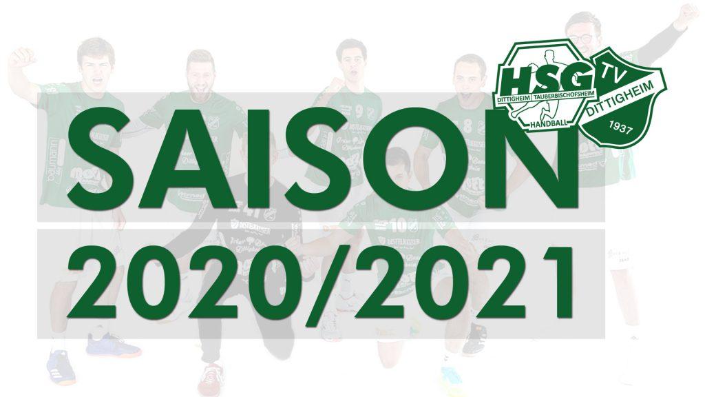 Heimspiele HSG Dittigheim/Tauberbischofsheim Saison 2020/2021