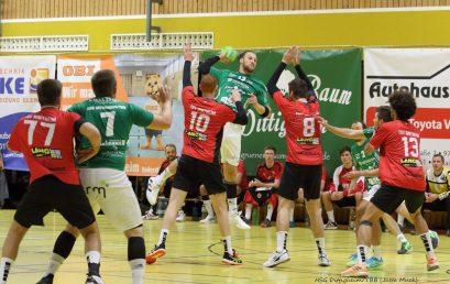 Handballkrimi endet unentschieden