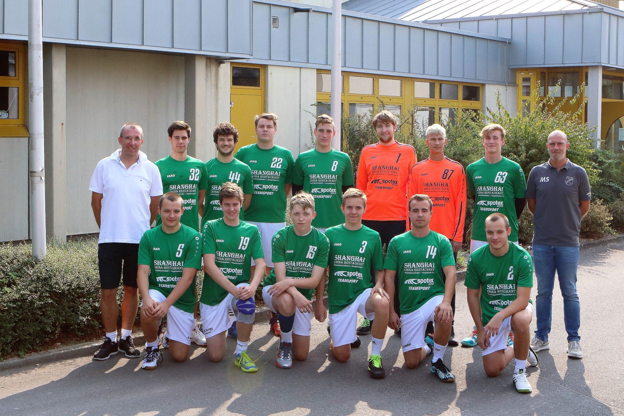 HSG Dittigheim/Tauberbischofsheim - Männliche A-Jugend - Saison 2020/2021