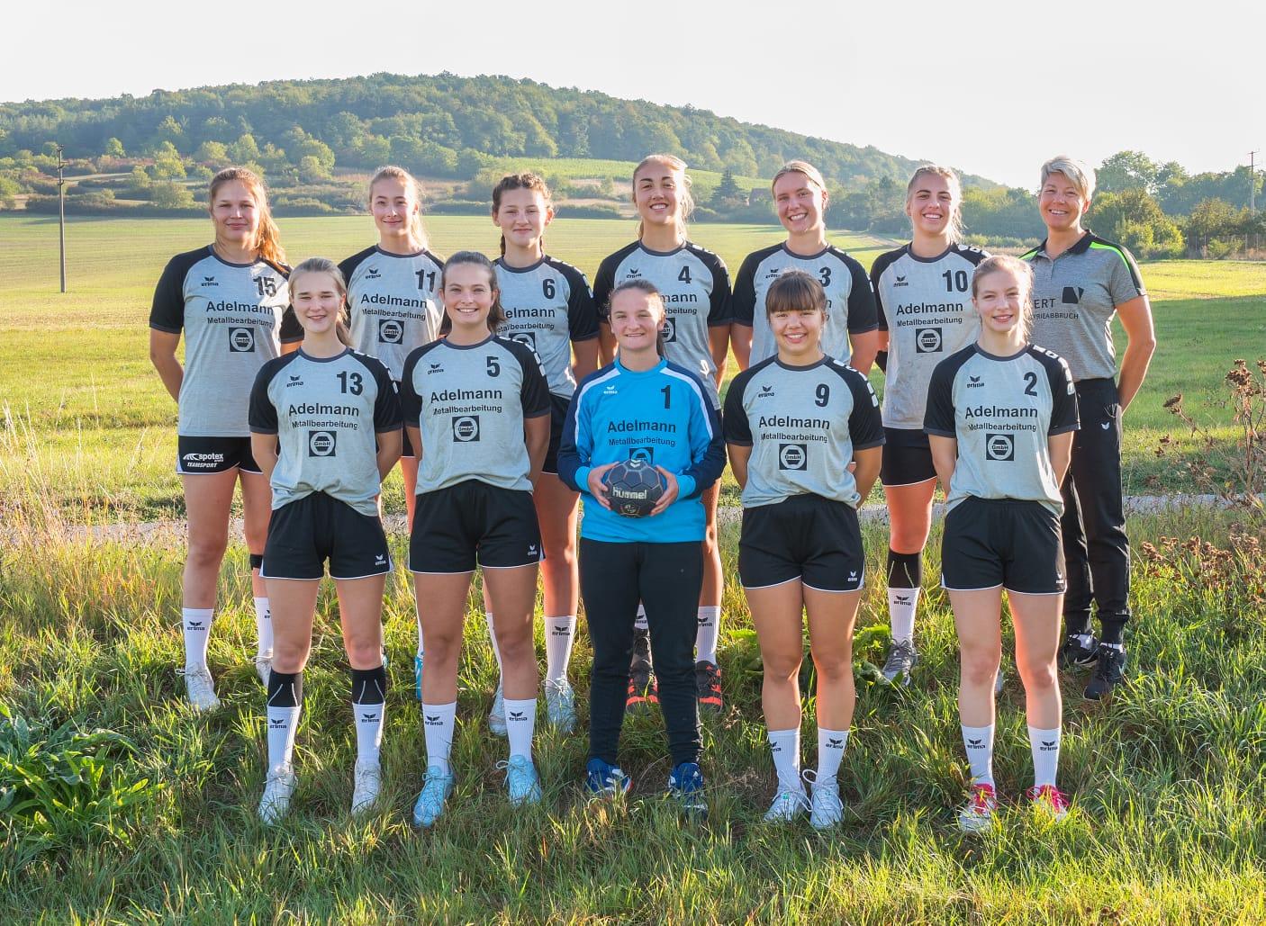 HSG Dittigheim/Tauberbischofsheim / Weibliche A-Jugend / Saison 2020/2021