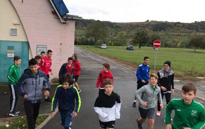 Trainingslager männliche C-Jugend