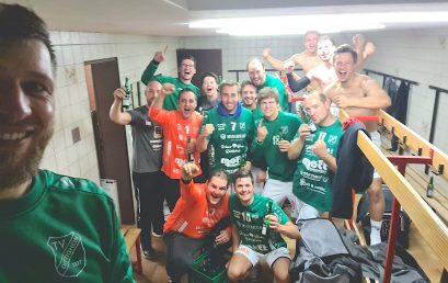 HSG erkämpft sich mit Rumpfteam auswärts ersten Saisonsieg