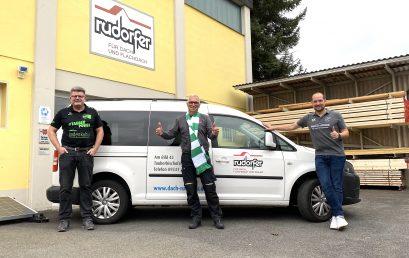 Lokaler Dächer-Experte unterstützt die Jugend der HSG