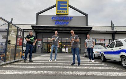 Innovativer Supermarkt bleibt den Handballern treu